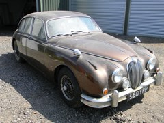 Navigate to Lot 333 - 1962 Jaguar Mk.II Saloon (3.8 Litre)