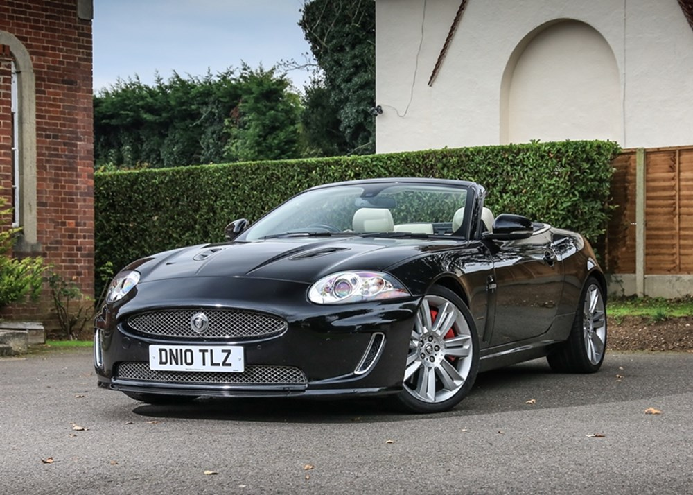 Lot 255 - 2010 Jaguar XKR Convertible (5.0 litre)