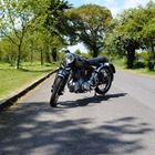 1949 Vincent HRD Rapide to Lightning Specification -