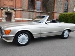 Navigate to Lot 241 - 1986 Mercedes-Benz 500 SL Roadster