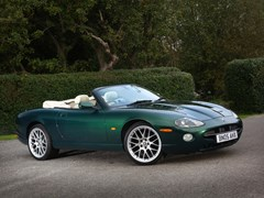 Navigate to Lot 229 - 2005 Jaguar XK8 Convertible (4.2 litre)