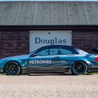 Ref 2 2002 Mercedes-Benz CLK 500 Avantgarde - Lewis Hamilton Tribute by Paul Karslake F.R.S.A. -