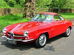 Navigate to Lot 257 - 1963 Alfa Romeo Guilia 1600 SS