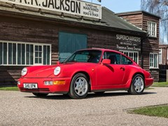 Navigate to Lot 160 - 1989 Porsche 911 / 964 Carrera 2