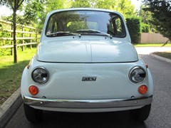 Navigate to Lot 231 - 1973 Fiat 500R