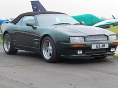 Navigate to Lot 195 - 1994 Aston Martin Virage 'Widebody' Volante (6.3 litre)