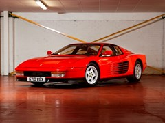 Navigate to Lot 300 - 1990 Ferrari Testarossa