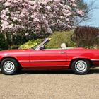 REF 26 1985 Mercededs-Benz 280SL Roadster -