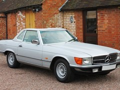 Navigate to Lot 316 - 1981 Mercedes-Benz 380SL Roadster