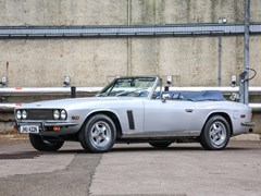 Navigate to Lot 270 - 1975 Jensen Interceptor III Convertible