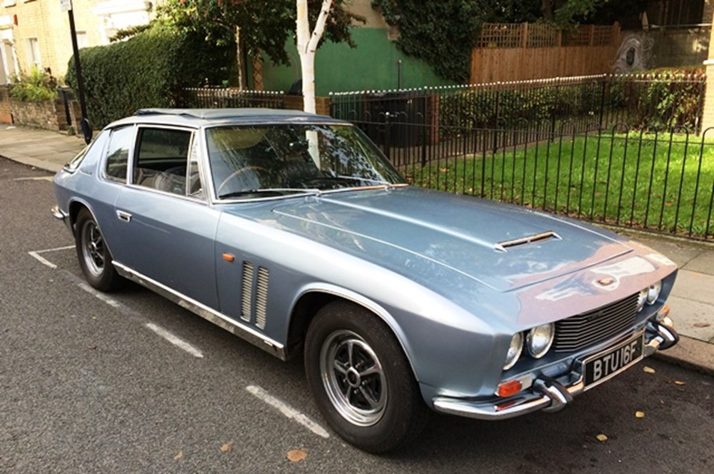 Lot 277 - 1968 Jensen Interceptor FF