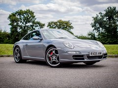 Navigate to Lot 235 - 2005 Porsche 911 / 997 Carrera 2S