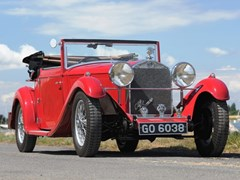 Navigate to Lot 255 - 1930 Alfa Romeo 6C 1750 Gran Turismo by James Young
