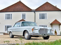Navigate to Lot 296 - 1970 Mercedes-Benz 280 SE Coupé (3.5 litre, V8)