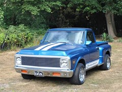 Navigate to Lot 298 - 1972 Chevrolet C10 Pick-up *WITHDRAWN*