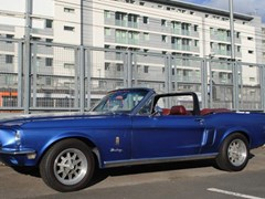 Navigate to Lot 267 - 1967 12918 Mustang GT350 Convertible