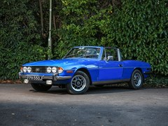 Navigate to Lot 253 - 1971 Triumph Stag