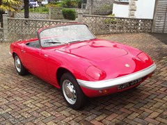 Navigate to Lot 220 - 1964 Lotus Elan S2