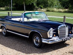 Navigate to Lot 286 - 1964 Mercedes-Benz 220 SE Cabriolet