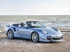 Navigate to Lot 160 - 2010 Porsche 911 / 997 Gen 2 Turbo S Cabriolet