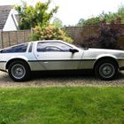 1981 DeLorean DMC-12 (1) -