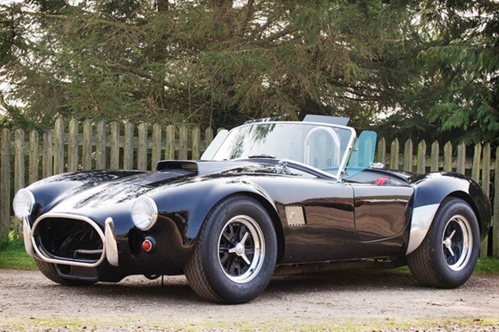 Lot 150 - 2014 AC AC Shelby Cobra Replica