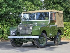 Navigate to Lot 198 - 1949 Land Rover Series I
