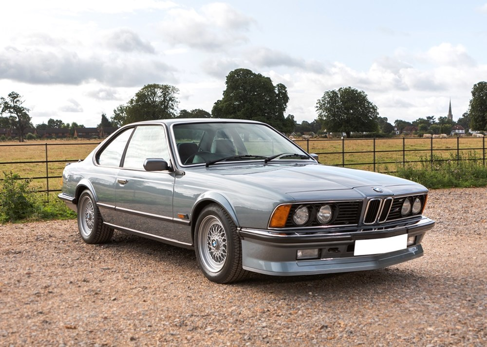 Lot 123 - 1987 BMW M635 CSi