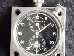 Navigate to Two mid 1960s stop watches