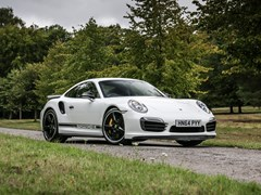 Navigate to Lot 238 - 2014 Porsche 911 / 991 Turbo S Exclusive GB Edition