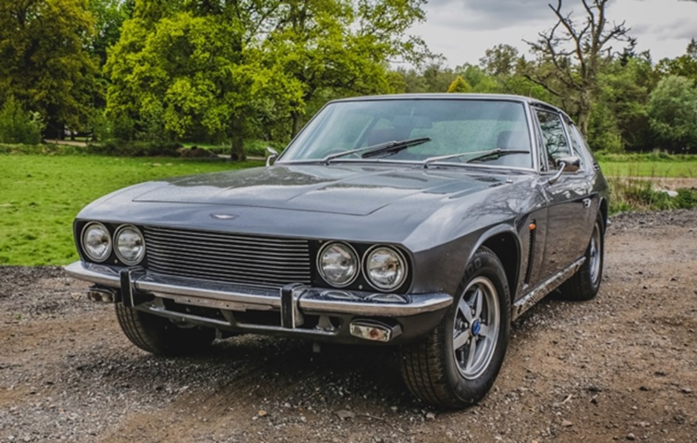 Lot 204 - 1972 Jensen Interceptor III