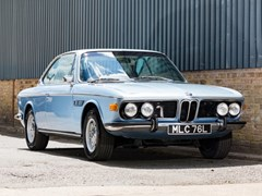 Navigate to Lot 139 - 1973 BMW E9 CSi