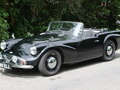 Navigate to Lot 267 - 1962 Daimler SP250 Dart 'Metropolitan Police car'