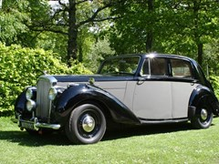 Navigate to Lot 188 - 1948 Bentley Mk. VI Saloon