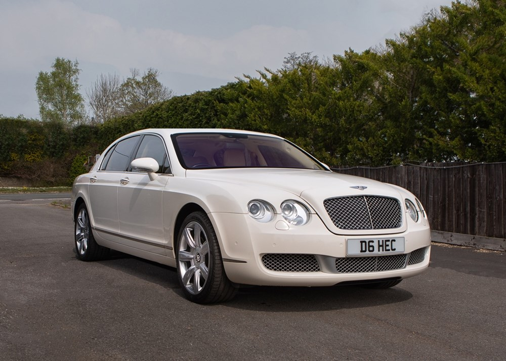 Lot 136 - 2006 Bentley Flying Spur
