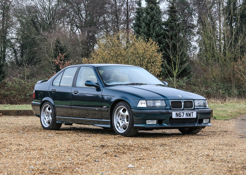 Ref 102 1996 Bmw E36 M3 Classic Sports Car Auctioneers
