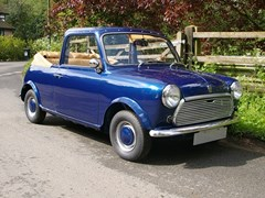 Navigate to Lot 364 - 1979 Austin Morris Mini Convertible