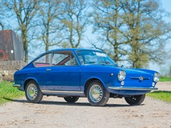 Navigate to Lot 223 - 1965 Fiat 850 Sport Coupé S1