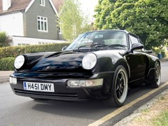 Navigate to Lot 232 - 1991 Porsche 911/964 Turbo