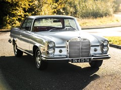 Navigate to Lot 228 - 1968 Mercedes-Benz 250 SE Coupé