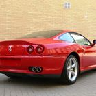 REF 32 2000 Ferrari 550 World Speed Record Edition -