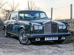 Navigate to Lot 132 - 1979 Rolls-Royce Silver Shadow II