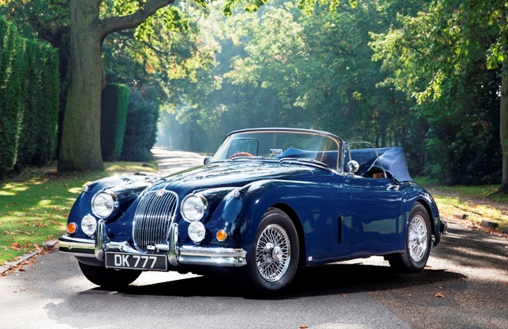 Lot 277 - 1959 Jaguar XK150 Drophead Coupé to S-Specification