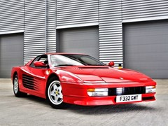 Navigate to Lot 201 - 1989 Ferrari Testarossa