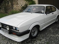 Navigate to Lot 204 - 1984 Ford Capri Mk. III 2.0 S