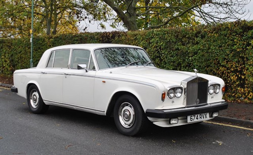 Lot 232 - 1979 Rolls-Royce Silver Shadow II