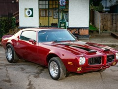 Navigate to Lot 287 - 1974 Pontiac Firebird