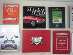 Navigate to Stirling Moss books