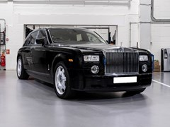 Navigate to  2005 Rolls-Royce Phantom