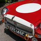 Ref 109 1965 MGB Roadster Sebring Competition Tribute DG -